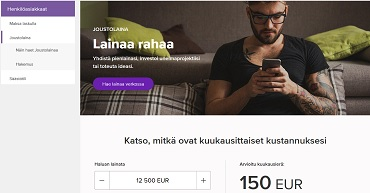 Collector Bank AB Joustolaina