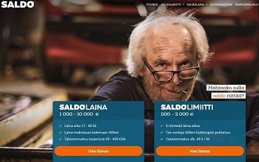 Saldo.com - Lainaa vapaasti